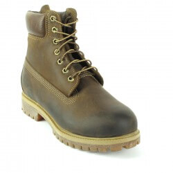 timberland boots icon marron