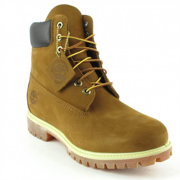 timberland boots icon rust