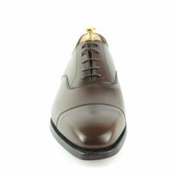 chaussures-rosemetal-derby-velours-bleu