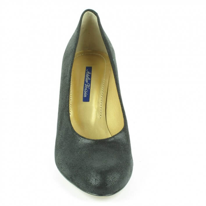 chaussures-giorgio-mocassin-velours-vert