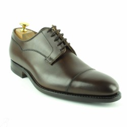 crockett and jones dorking marron