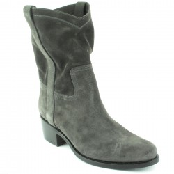 heschung boots texas anthracite