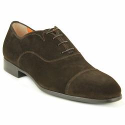 plakton sandales cuir marine
