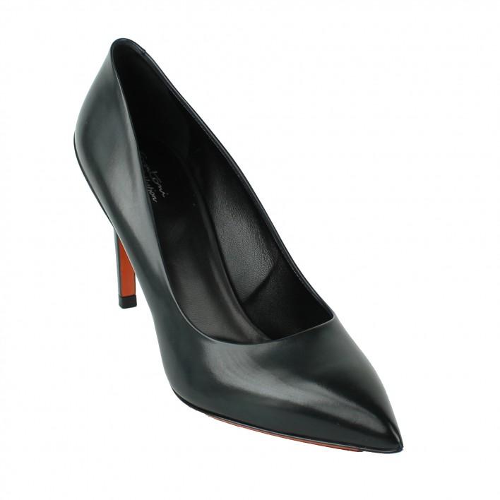 santoni escarpins wdnt55995 noir