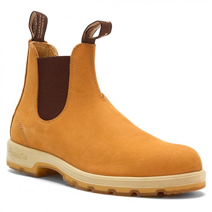 blundstone chelsea boots jaune