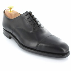 crockett and jones hallam noir