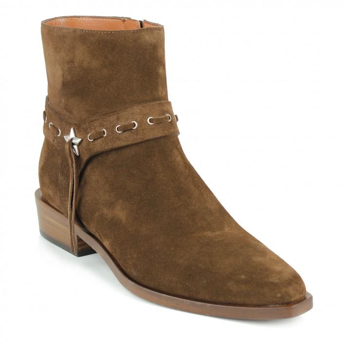 sartore boots dsr3179 marron
