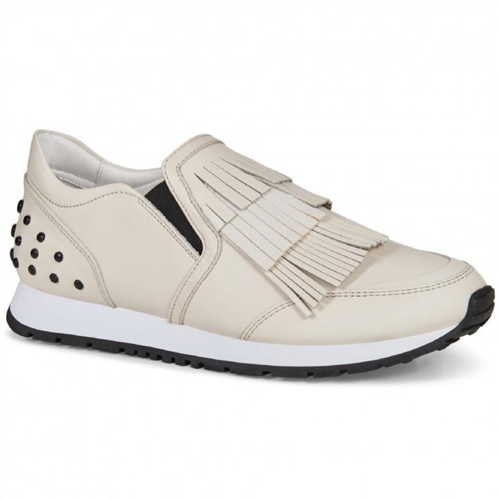 tod's sneakers crème franges