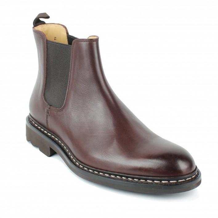 heschung chelsea boots noisette