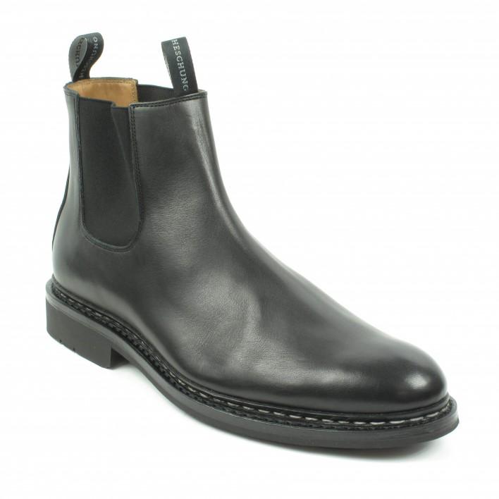 heschung chelsea boots noir