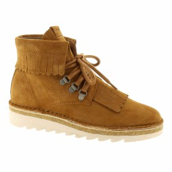 palladium boots franges velours