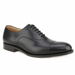 church's richelieu cuir noir