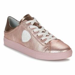 philippe morvan sneakers rose