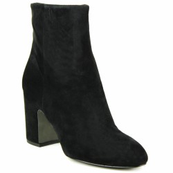 what for bottines velours noir