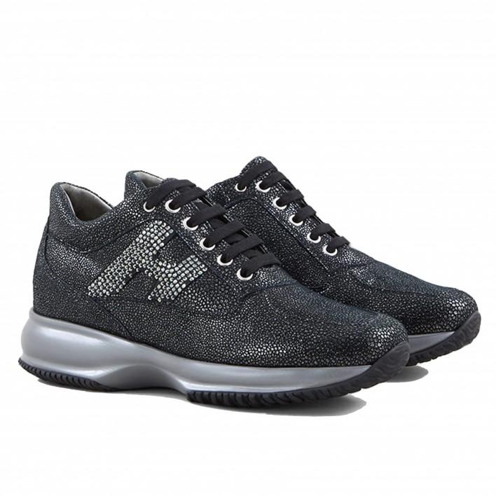 hogan sneakers paillettes