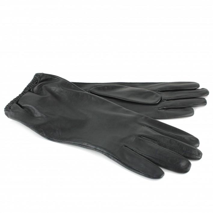 aristide gants cuir noir