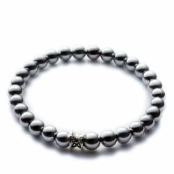 gemini bracelet argent