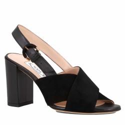 tod's sandales noires