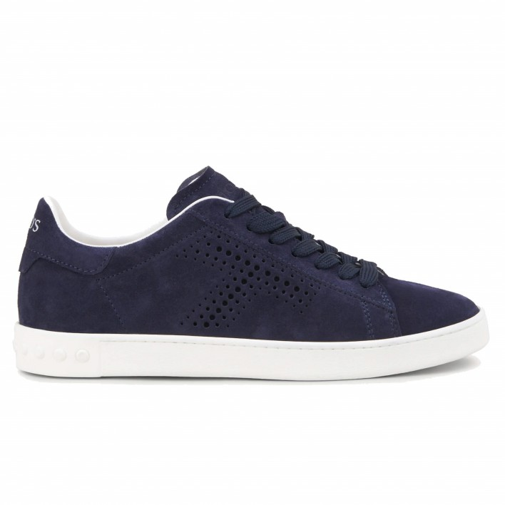 tod's sneakers bleues