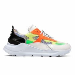 d.a.t.e sneakers fluos