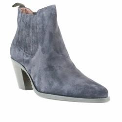 muratti boots velours marine