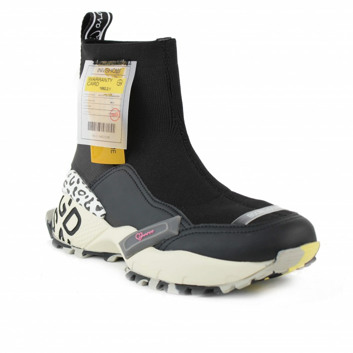 inuovo sneakers chausette noir