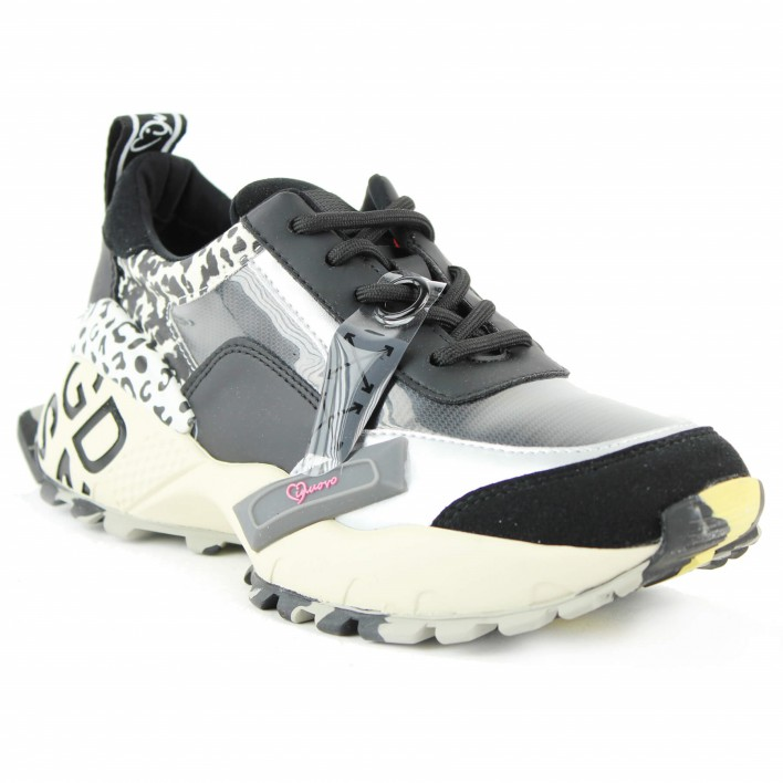 inuovo sneakers noir