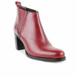 muratti boots croco rouge