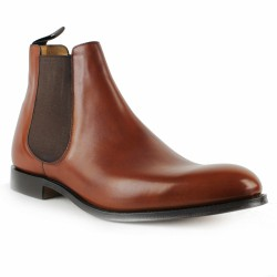church's chelsea boots camel