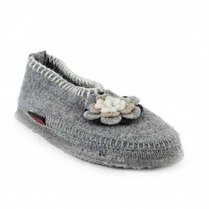 giesswein chaussons gris