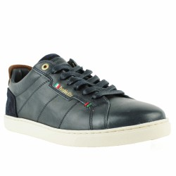 pantofola d'oro baskets cuir