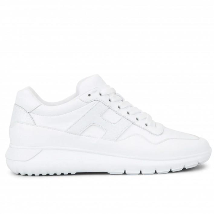 hogan sneakers cuir blanc