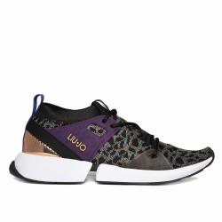 liu.jo running leopard