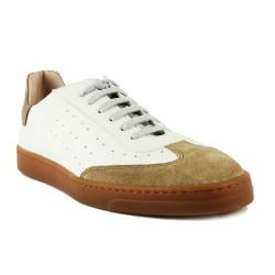 triver flight sneakers cuir