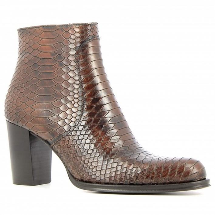 muratti boots python ramburelles