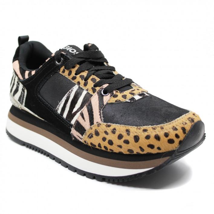 gioseppo sneakers animal 60853