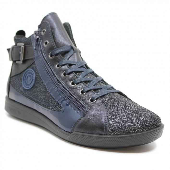 pataugas sneakers à boucle palme