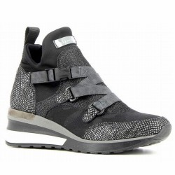 rosemetal sneakers noires jazennes