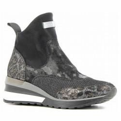 rosemetal sneakers argent jeandelize