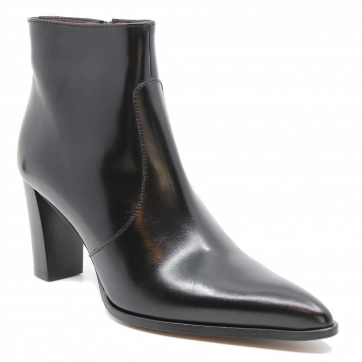 muratti boots pointues à talon