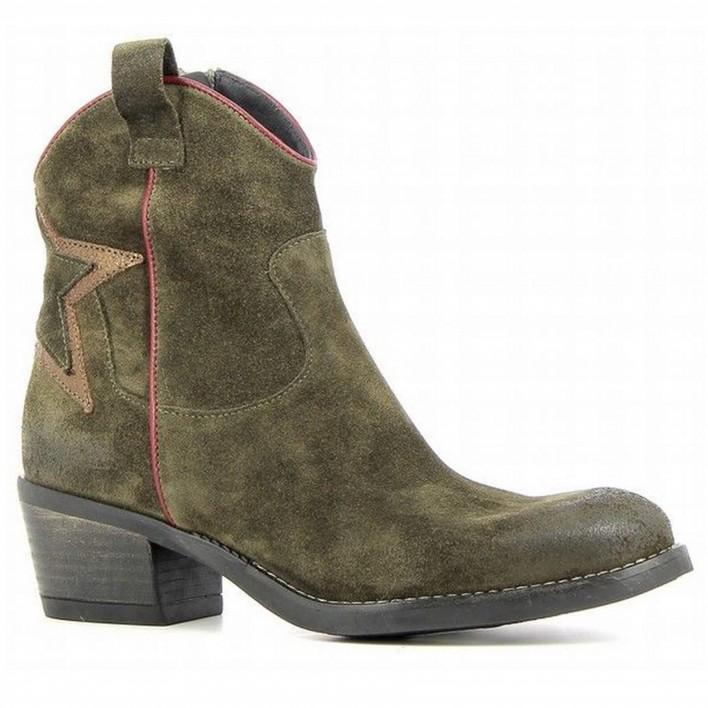 coco et abricot boots velours daglan