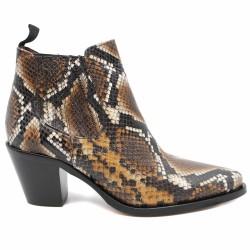 muratti boots python reseda