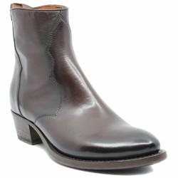 pantanetti boots à zip 13664e