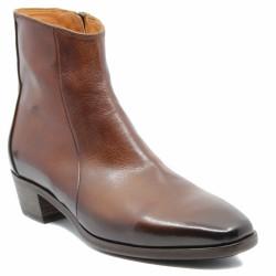 pantanetti boots à zip 13822c