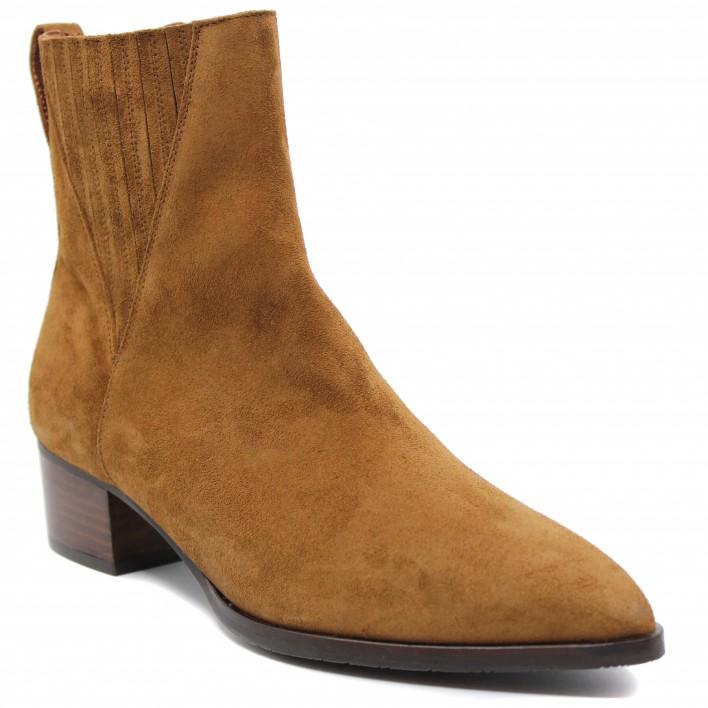 pertini boots velours 202w30157d2