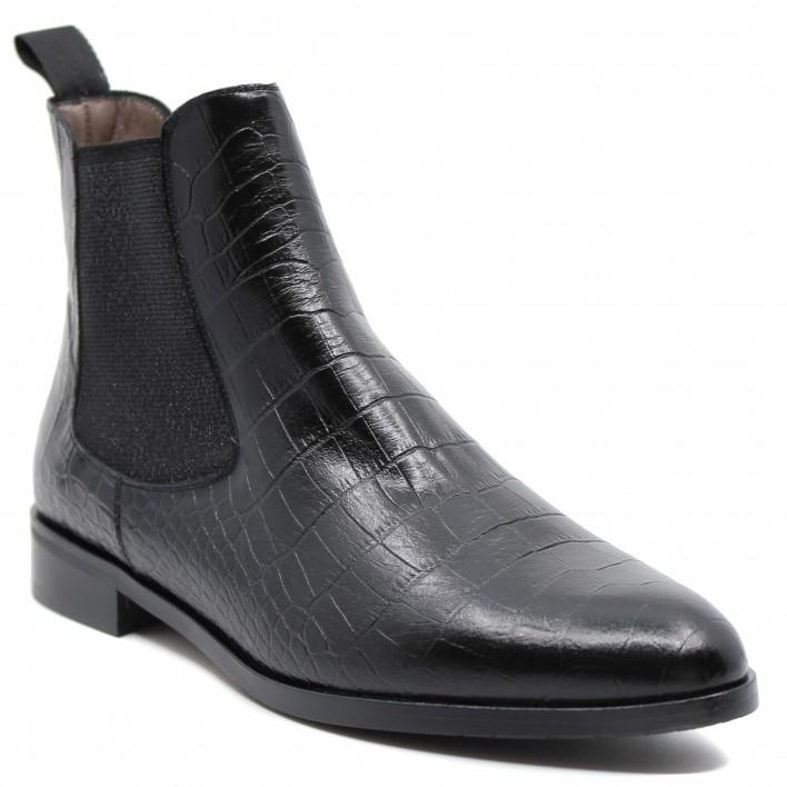 pertini boots croco 202w30172d4