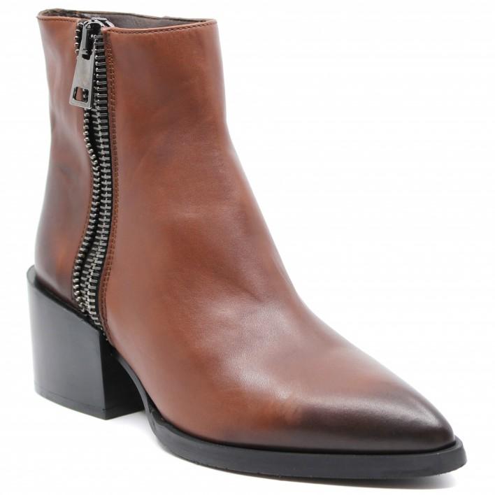 pertini boots camel 202w30242c4