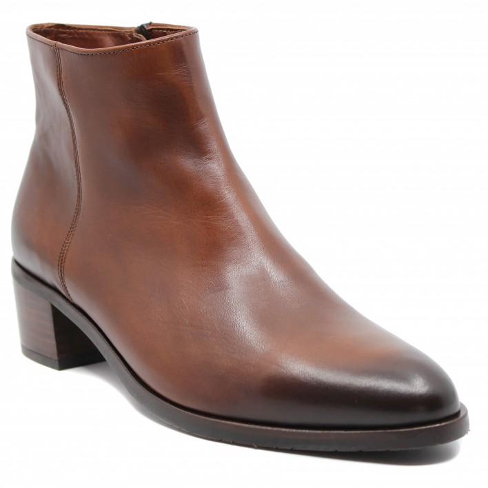 pertini boots camel 202w30315d3