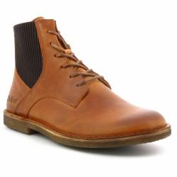 kickers boots lacées titi