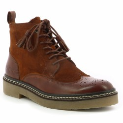 kickers boots lacées oxanyhigh